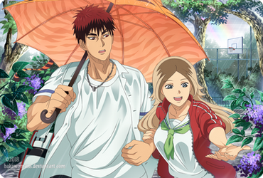 : [ Tsuyu: Rainy Season ] KNB OC : by bakawomans