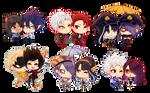 : PixelComm Batch of ships :