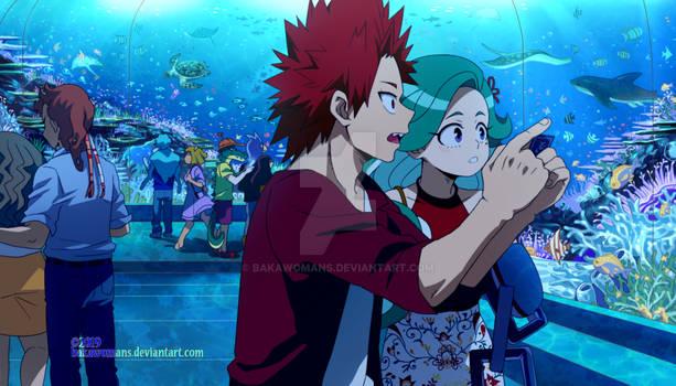 : [ Aquarium ] BNHA OC :