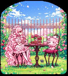 : PixelComm: Tea Time  :