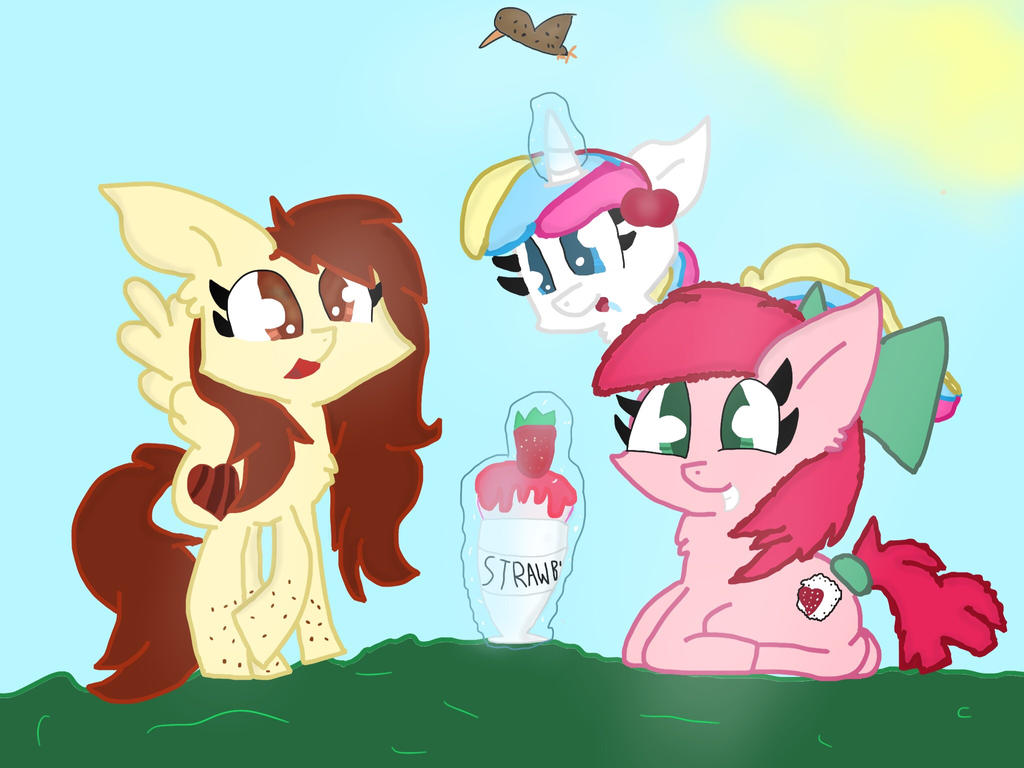 Contest Entry For LiaAqila Just doing Stuff. by CookieGem