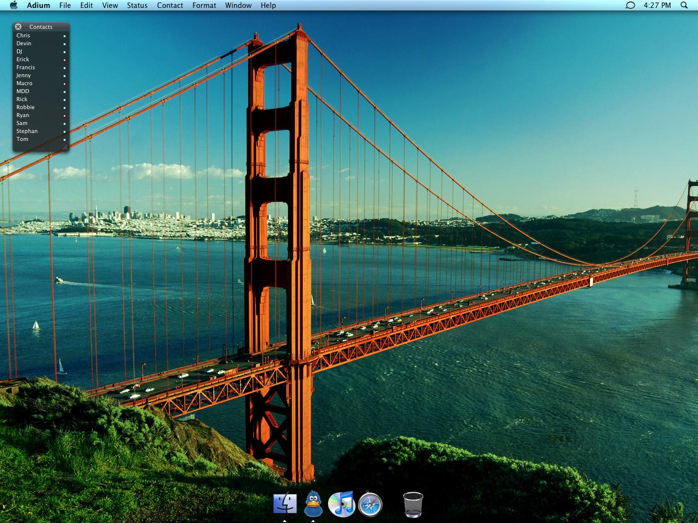 March Desktop by bishop7