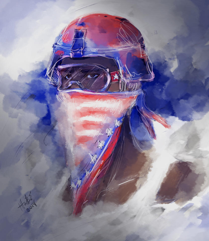 American Warzone by lllannah