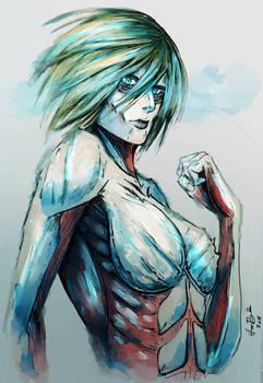 Female Titan