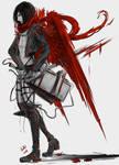 Fear the Reaper by lllannah