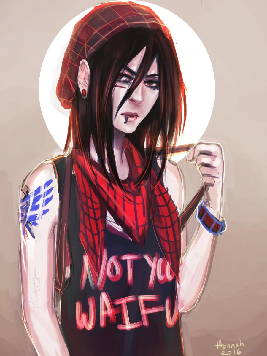 Not_your_waifu