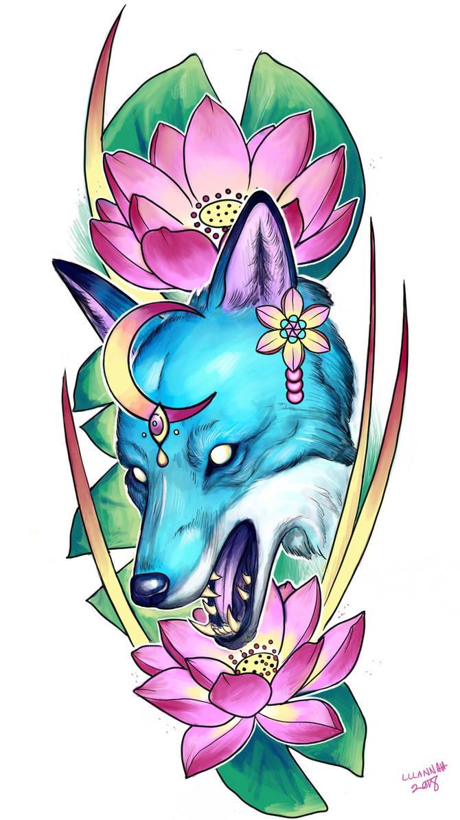 Spirit Animal by lllannah