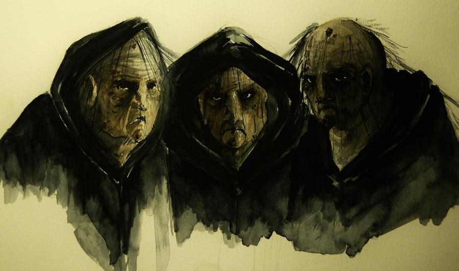 macbeth three witches - photo #22