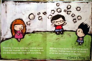 Children book Illustration by xxjihyexx