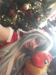 Hearthswarming MarbleMac Cosplay Selfie 2
