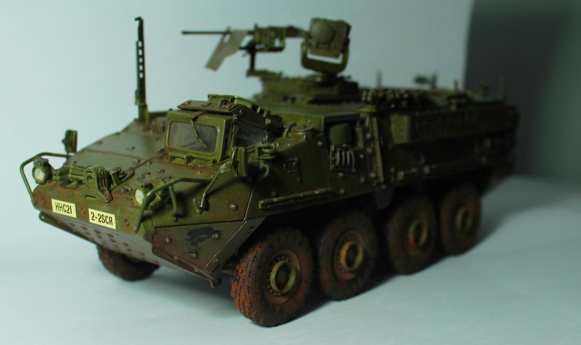 M1127 Stryker RV by SieteSuerte