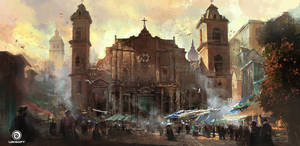 Assassin's Creed IV: Black Flag_Havana Cathedral