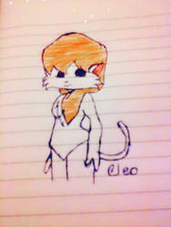 Cleo The Catillac Cat by CleoTheCatillacCat