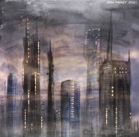 Overcity by Josh-Finney