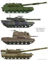 Tanks by Josh-Finney
