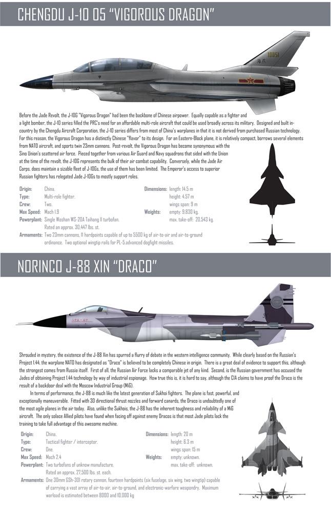 Warplanes 1 by Josh-Finney