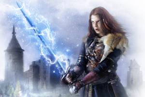 Sword Mistress by Josh-Finney