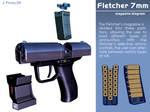 Fletcher 7mm breakdown