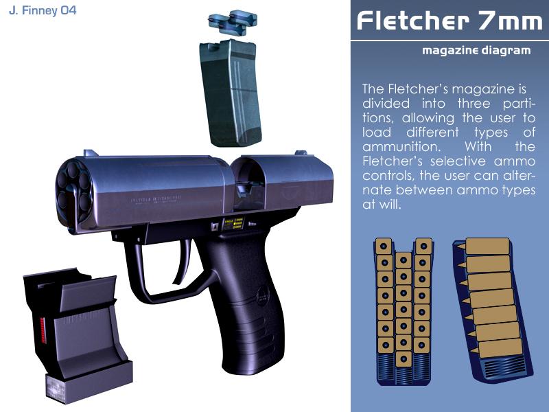Fletcher 7mm breakdown by Josh-Finney