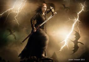 Storm Mistress by Josh-Finney