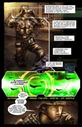 Titanium Rain 2 page revamp
