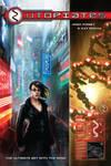 Utopiates cover art by Josh-Finney
