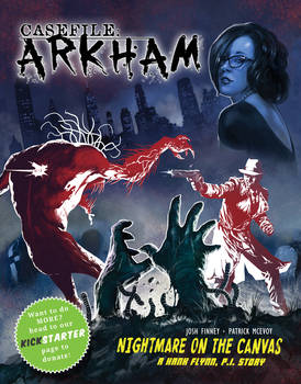 CASEFILE ARKHAM cover art