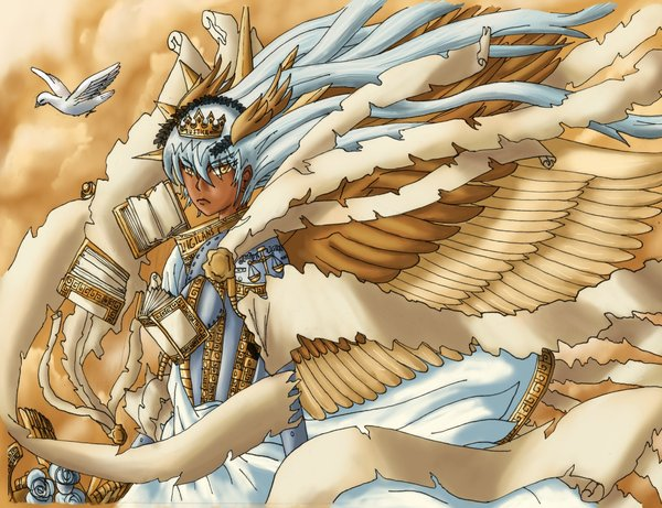 ::Angel Of Justice:: COMPLETED by Muramasa91