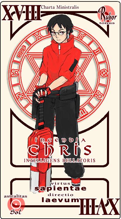 LBF PACTIO-Chris by Muramasa91