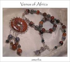 Venus of Africa by amorfia