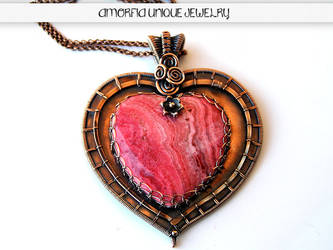 Heart of stone by amorfia