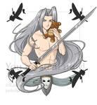 Bishie Villain: Sephiroth