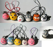 Phone Charms by jadress