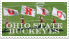 Ohio State Stamp by AreteEirene
