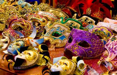 Masquerade by AreteEirene