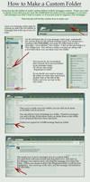 How to Make Custom Folders
