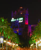 The Hollywood Tower Hotel by AreteEirene
