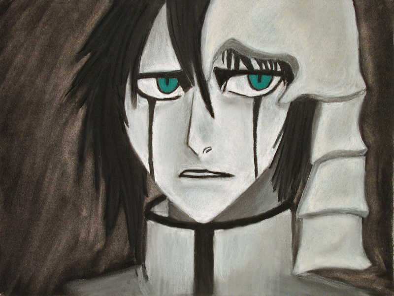 Ulquiorra Collaboration by AreteEirene