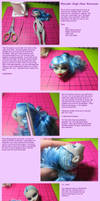 Hair Removal Tutorial - Monster High by QTLAB