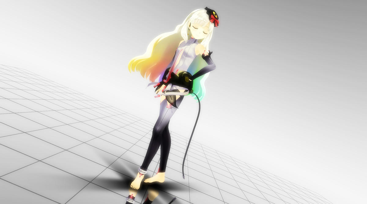 [MMD] TDA MAYU Append by ColorsOfOrion