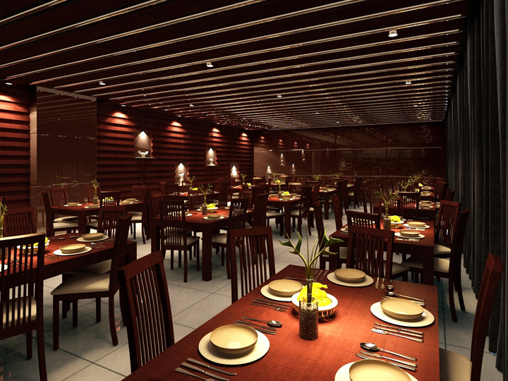 Fresh interior design restaurant interior design for Restaurant design