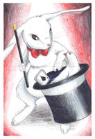 Bunny Magic by JigokuHana