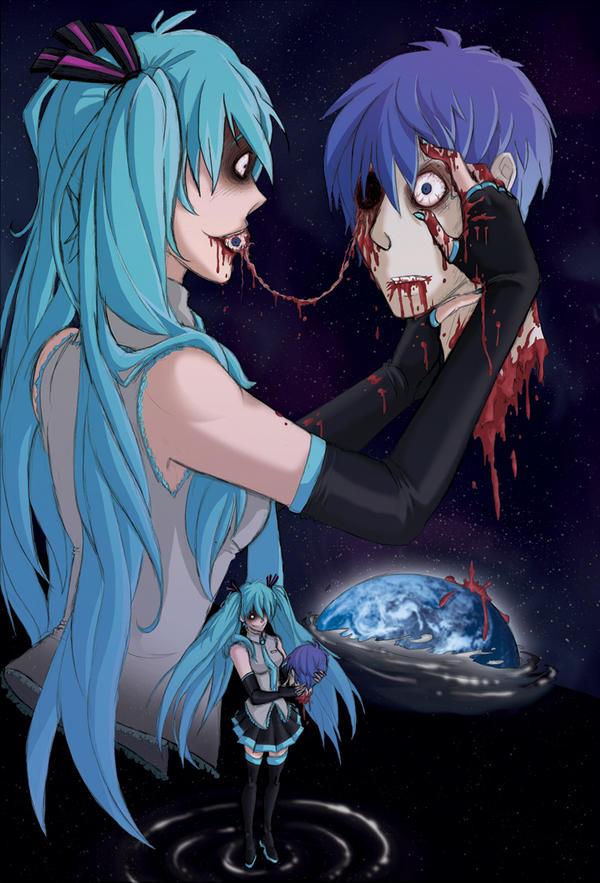 Love And Joy Vocaloid. Vocaloid - Love Love Nightmare