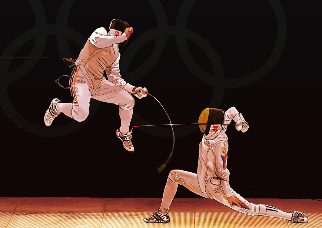 Fencing by Yanilyn