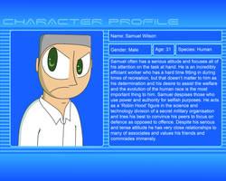 Profile: Samuel Wilson
