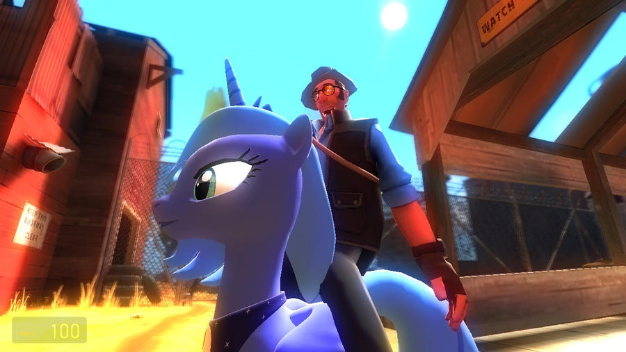 Sniper's Pony