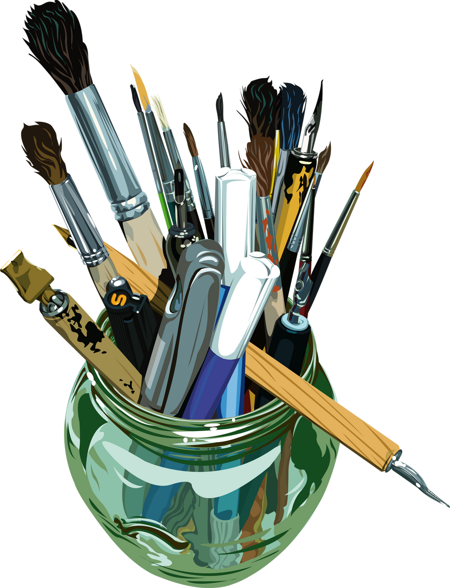 drawing tools by DerkhanBlue on DeviantArt