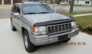 Jeep Grand Cherokee 5.9 Limited Front