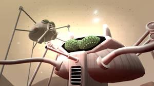 The Martian Handling Machine