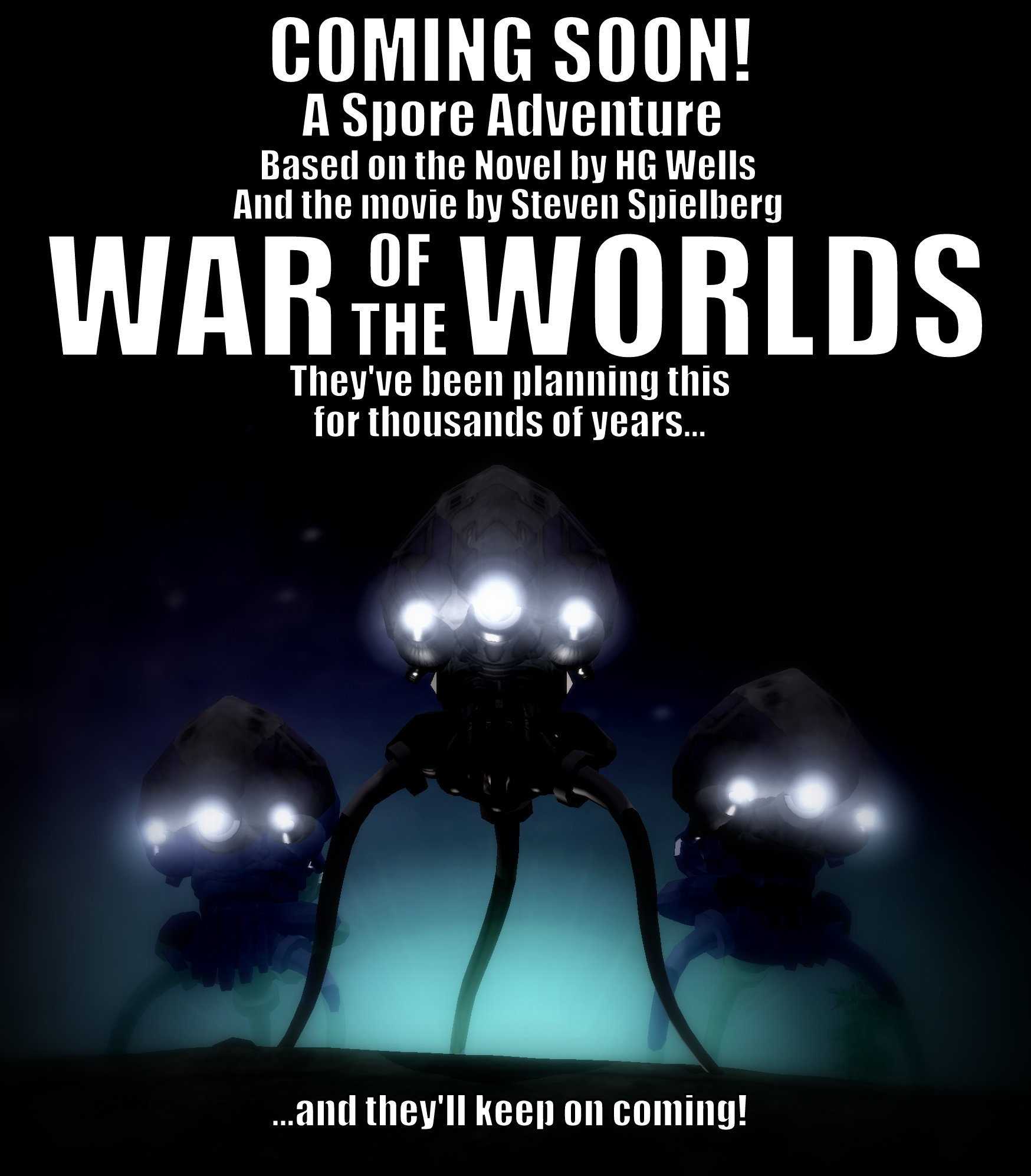 the war of the worlds thesis